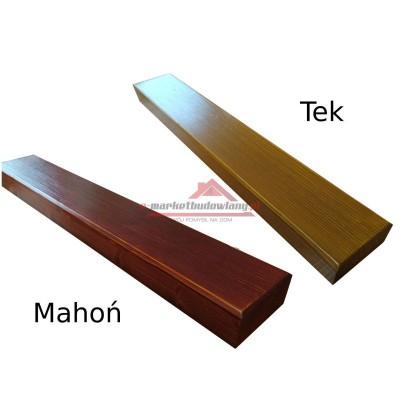ławka mahoń