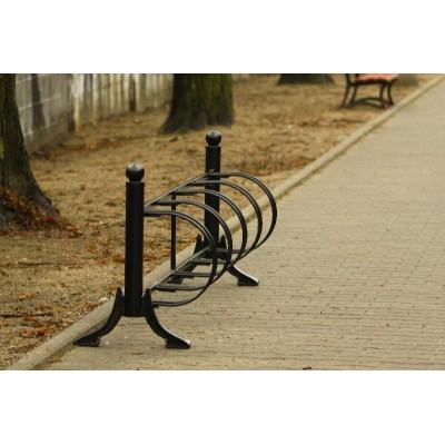 parkingi rowerowe czrne