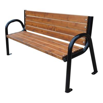Solidna ławka ogrodowa lub...