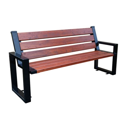 Mocna i tania ławka miejska...